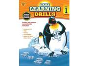 Daily Learning Drills, Grade 1 Publisher: Carson Dellosa Pub Co Inc Publish Date: 2/3/2014 Language: ENGLISH Pages: 412 Weight: 2.59 ISBN-13: 9781483800844 Dewey: 510