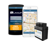 Linxup Fleet Gps Tracker, Obd Device & Gps System Tracking Device With Free Month Of 3g Gps Service