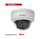 New Hikvision 4.0 MP H.265 English Version P2P IP Camera DS 2CD2145F IS