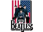 Beatles Flag Magnet by NMR Calendars 9SIV0W74VR4885