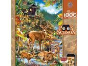 Dona Gelsinger Family Gathering 1000 Piece Puzzle by Masterpieces Puzzle Co. 9SIV0W74VR2458