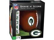 Green Bay Packers Shake n Score Dice Game by Masterpieces Puzzle Co. 9SIV0W74VP7190