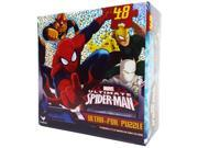 Spider-Man Ultra Foil 48 Piece Puzzle by Cardinal 9SIV0W74VR4944