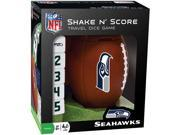 Seattle Seahawks Shake n Score Dice Game by Masterpieces Puzzle Co. 9SIV0W74VT8227