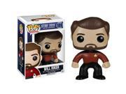 Star Trek Will Riker Pop! Vinyl Figure by Funko 9SIV16A6760452
