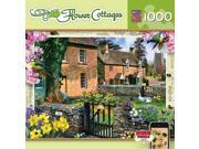 Tulip Cottage 1000 Piece Puzzle by Masterpieces Puzzle Co. 9SIA7WR2UC6864