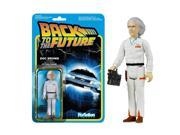 Back to the Future Doc Emmett ReAction Figure by Funko 9SIV0W74VR5931