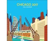 Chicago Illustrated Wall Calendar by Dry Climate Studios 9SIV0W74VP8567