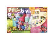 Trolls 7 Pack Wood Puzzle Box by Cardinal 9SIA7WR5062477