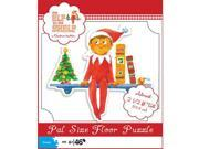 Elf on the Shelf 46 Piece Pal Size Puzzle by Pressman Toy Co. 9SIV0W757G1805