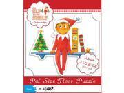 Elf on the Shelf 46 Piece Pal Size Puzzle by Pressman Toy Co. 9SIV0W757G1805