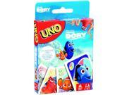Finding Dory Uno Game by Mattel Toys