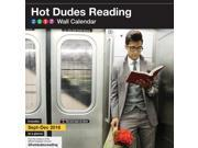 Hot Dudes Reading Wall Calendar by Chronicle Books 9SIV0W74VR6422