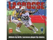 Lacrosse Wall Calendar by Sellers Publishing Inc 9SIV0W74VR2190