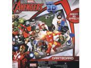Avengers Assemble Super 3D Dartboard by Cardinal 9SIV0W74YG4763