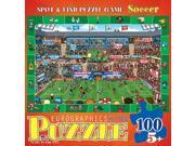 Spot and Find - Soccer 100 Piece Puzzle by Eurographics 9SIV16A6760622