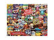 We All Scream For Ice Cream 1000 Piece Puzzle by White Mountain Puzzles 9SIV0W74VP8381