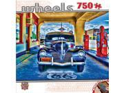 Wheels - Kicks on Route 66 750 Piece Puzzle by Masterpieces Puzzles 9SIV0W74VR1325