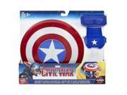 Captain America Shield & Gauntlet by Hasbro