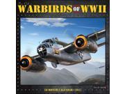 Warbirds of WWII Wall Calendar by Willow Creek Press 9SIV0W74VR0919