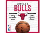 Turner Licensing Sport 2017 Chicago Bulls Box Calendar (17998051420) 9SIA7WR4T16334