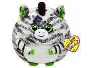Oasis Zebra Beanie Ballz by Ty, Inc.