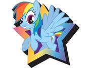 Magnet - My Little Pony - Rainbow Dash Licensed Gifts Toys 95146 9SIV0W74VP8781