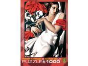 Portrait of Ira Tamara De Lempicka 1000 Piece Puzzle by Eurographics 9SIV0W74VR5709