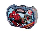 Ultimate Spider-Man 100 Piece Puzzle 2-Pack in Tin by Cardinal 9SIA7WR3CG2020