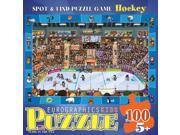 Spot and Find - Hockey 100 Piece Puzzle by Eurographics 9SIV16A6760729