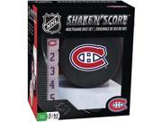 Montreal Canadiens Shake n Score Dice Game by Masterpieces Puzzle Co. 9SIV0W74VP8525
