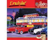 Dinner at the Red Arrow 1000 Piece Puzzle by Masterpieces Puzzle Co. 9SIV16A67B6394