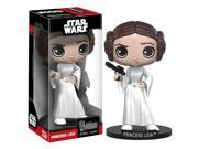 Funko Wobbler Star Wars Princess Leia Bobble-Head Action Figure 9SIV0W75E90806