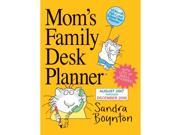Boynton Mom's Family Softcover Weekly Planner by Workman Publishing 9SIV0W75UN9114