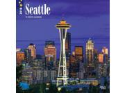 Seattle Wall Calendar by BrownTrout 9SIV0W75YT9386