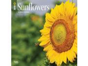 Sunflowers Wall Calendar by BrownTrout 9SIV0W75ZG9657