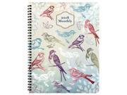 Woodlands Softcover Monthly Planner by Payne Publishers 9SIV0W760U2552