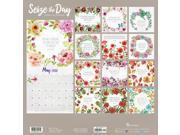 Seize the Day Wall Calendar by TF Publishing 9SIAB576A82130