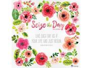 Seize the Day Wall Calendar by TF Publishing 9SIV0W762M7869