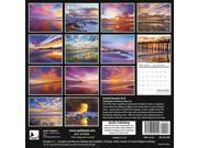 Costal Sunsets Wall Calendar by Apollo 9SIV0W764G4402