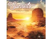 Sunsets Mini Wall Calendar by TF Publishing 9SIV0W764U2328