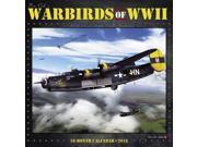 Warbirds of WWII Wall Calendar by Willow Creek Press 9SIV0W76524722