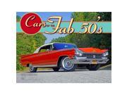 Cars of the Fab 50s Wall Calendar by Tide-Mark