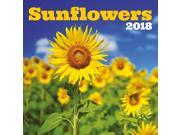 Turner Licensing Sunflowers Office Wall Calendar (18998940054) 9SIA7WR6D67990