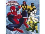 Ultimate Spider-Man Wall Calendar by ACCO Brands 9SIA7WR6DE9658