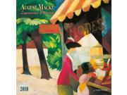 August Macke Wall Calendar by Image Connection 9SIA7WR6DP4962