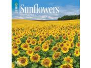 Sunflowers  Mini Wall Calendar by BrownTrout 9SIV0W763M6240
