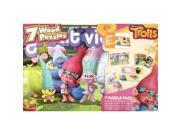 Trolls 7 Pack Wood Puzzle Box by Cardinal 9SIV0W74YG4801