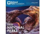 National Park Foundation Wall Calendar, National Parks by Sourcebooks