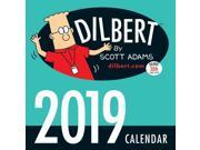 2019 Dilbert Mini Wall Calendar, Cartoons / Comics by Andrews McMeel Publishing